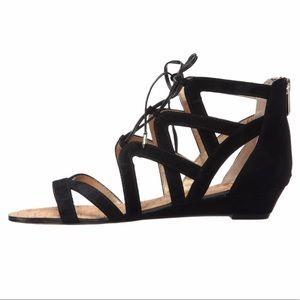 Sam Edelman Dawson black sandal.